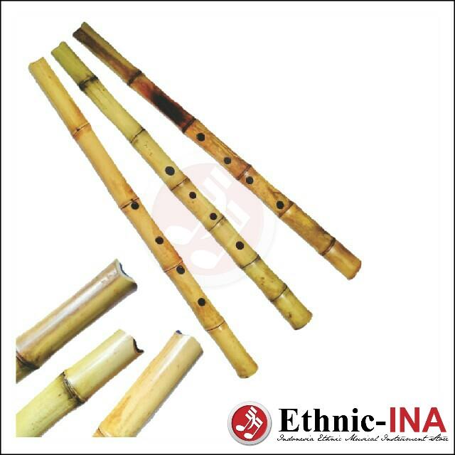 Shakuhachi bambu